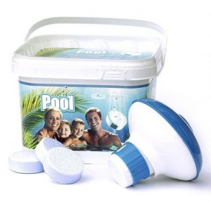 Aqua Finesse Pool Spa Pack Eco