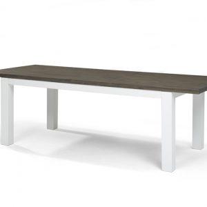RV Design Uitschuifbare Eettafel 'Provence' 200/250 x 100cm
