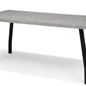 RV Design Eettafel 'Ritz' Betonlook, 210 x 100cm