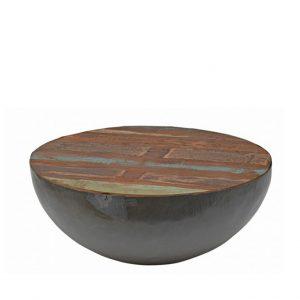 Brix Salontafel Kurt Bowl 80cm