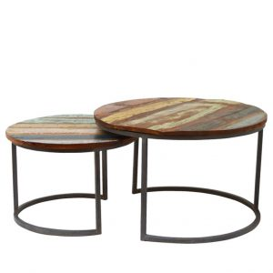 Brix Salontafelset Jimmi set of 2