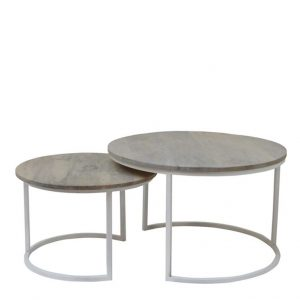 Brix Salontafelset Freddy set of 2