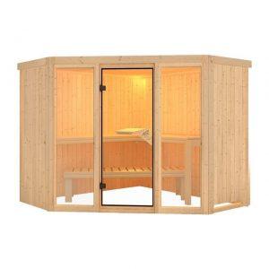 Sauna Flora 2 - Karibu
