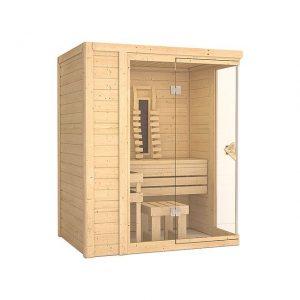 Sauna Flurina - Karibu