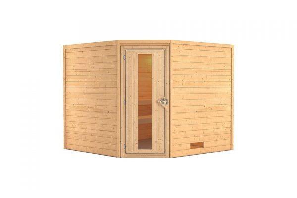 Sauna Leona - Karibu