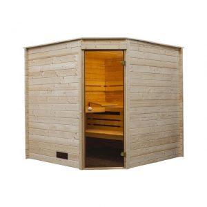 Sauna MS1 hoek (40 mm) - Interflex
