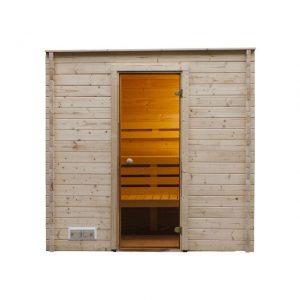 Sauna MS2 (40 mm) - Interflex