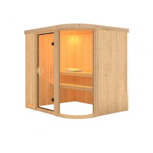 Sauna Parima 2 - Karibu