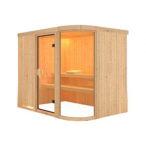 Sauna Parima 4 - Karibu