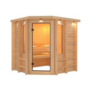 Sauna Riona - Karibu
