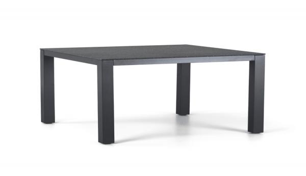 Bonito dining tuintafel 180x90xH75 cm antraciet aluminium