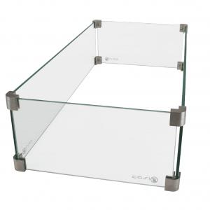 Cosi rechthoekige glasset groot smal