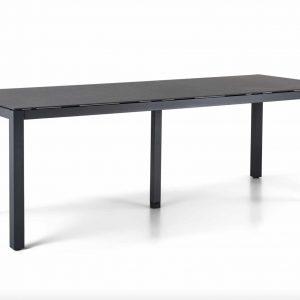 Bonito dining tuintafel 230x90xH75 cm antraciet aluminium