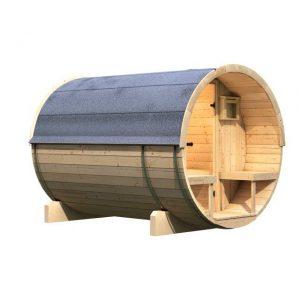 Spaarset barrel 2 - Karibu