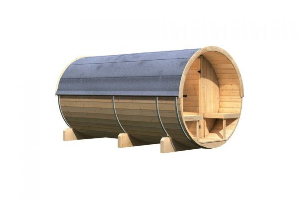 Spaarset barrel 4 - Karibu