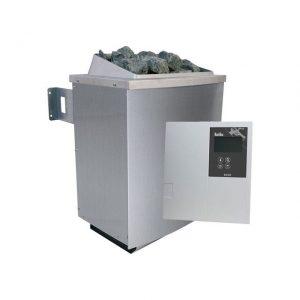 Spaarset saunakachel 9 kW incl. bedieningspaneel Classic - Karibu
