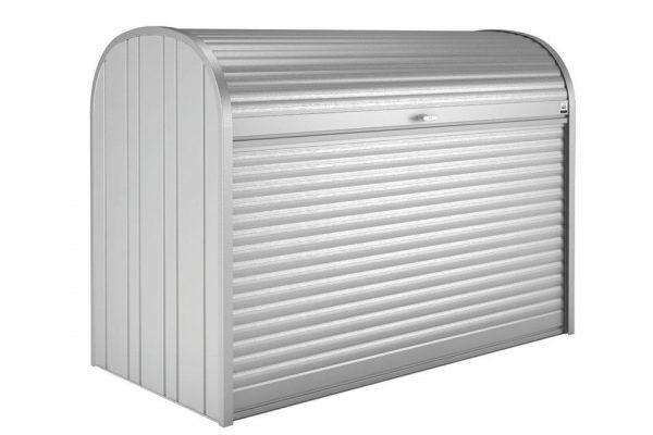 StoreMax Biohort 120 zilver metallic