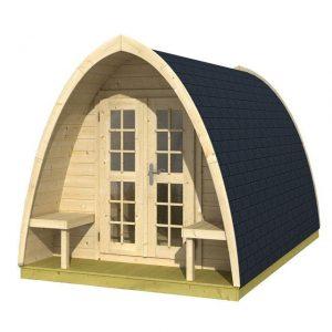 Tuinhuis/Blokhut Tuindeco - Pod Camping single / Pod Office single / Pod 400