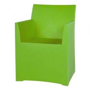 Tuinstoel-Eetstoel Color - Groen - Haans