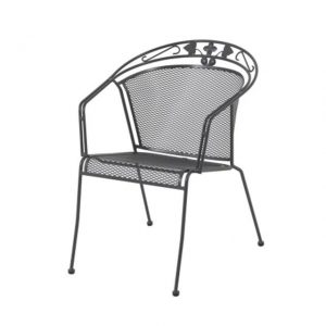 Tuinstoel-Eetstoel Elegance - Iron Grey - SUNS
