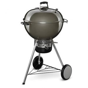 Weber Master-Touch GBS Edition 57 cm Smoke Grey