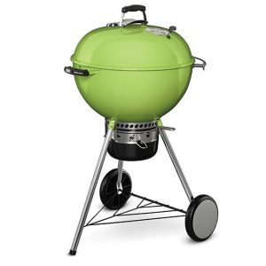 Weber Master-Touch GBS Edition 57 cm Spring Green