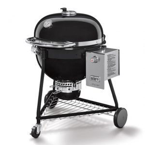 Weber Summit Charcoal Grill GBS Edition 61cm Black