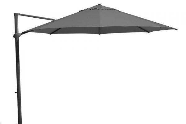 Zweefparasol 350 cm Siesta Antraciet-Charcoal 4 Seasons Outdoor