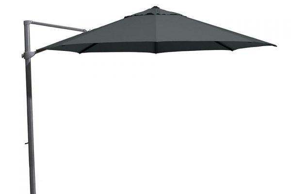 Zweefparasol 350 cm Siesta Antraciet-Zwart 4 Seasons Outdoor