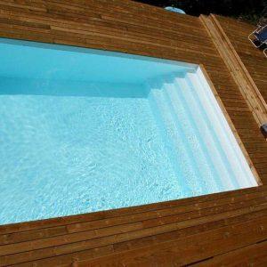 Fonteyn Zwembad polypropyleen 500 x 300 x 150 cm