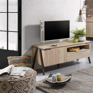 Kave Home Tv-meubel 'Thinh' 125cm
