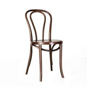 Fameg Vienna Thonet No. 18 - Houten bistrostoel - Thonet retro Cafe stoel