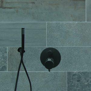 Bongio Shower inbouw doucheset mat zwart