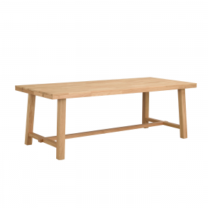Nordiq Brooklyn dining table - Houten eettafel - 220 cm - Landelijk
