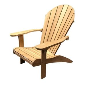 Canadian chair teakhout
