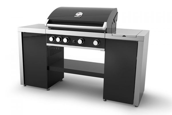 Barbecue Grandhall Maxim GT4SB Island Compleet