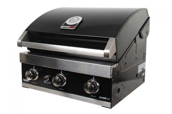 Barbecue Grandhall Premium GT 3 Built-in