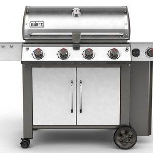 Barbecue Weber Genesis II LX S-440 GBS RVS