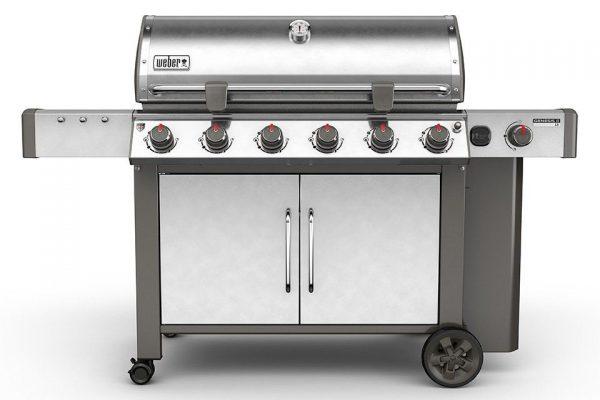 Barbecue Weber Genesis II LX S-640 GBS RVS