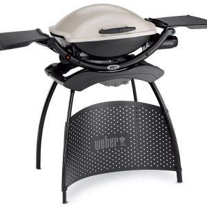 Barbecue Weber Q2000 Stand Titan