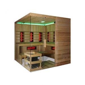 Fonteyn Combi sauna Pyry