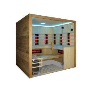 Fonteyn Combi sauna Thymo