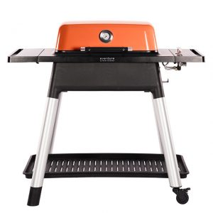 Everdure FORCE Gas Barbeque with Stand (ULPG) Orange