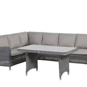 Lounge-Diningset Indigo Rock 4 Seasons Outdoor