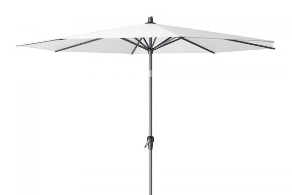 Parasol 270 cm Riva Wit Platinum