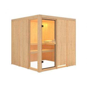 Sauna Helin - Karibu