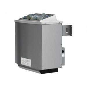 Saunakachel 9 kW incl. geïntegreerde bediening - Karibu