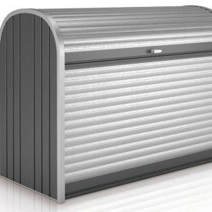 StoreMax Biohort 120 donkergrijs metallic
