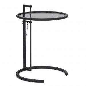 ClassiCon Adjustable Table E 1027 Black bijzettafel 52