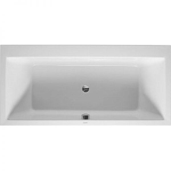 Duravit Vero bad 190x90 cm. zonder poten wit